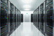 Server room in datacenter - 70593942