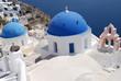 Leinwanddruck Bild - Oia Griechenland Santorin Europa Europe Greece