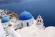 Leinwanddruck Bild - Oia Griechenland Santorin Europa Europe Greece Crete