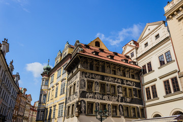 Architecture of Prague
