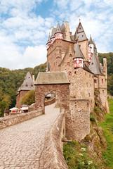 Die märchenhafte Burg Eltz in der Vordereifel