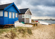 Beach Huts and Boats - 70595787