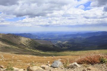 Mount Evans in Colorado