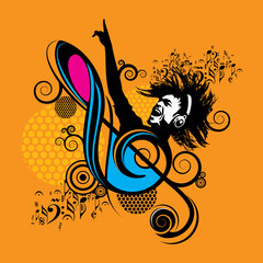 creative musical icon