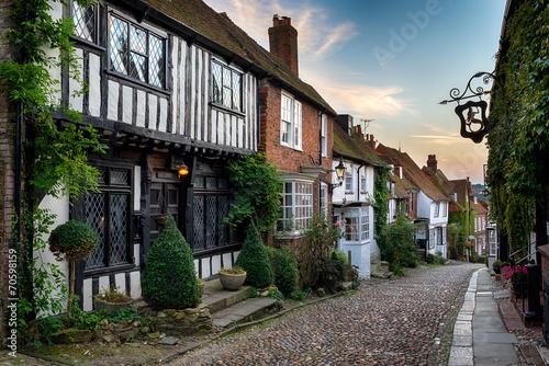 Leinwandbild Motiv Rye in East Sussex