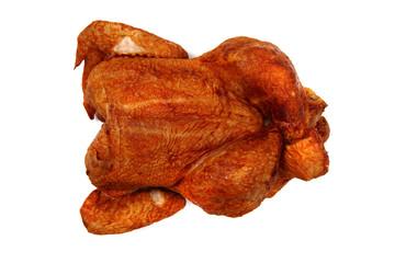 small smoked chicken