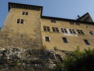 Castillo de Annecy (Francia)