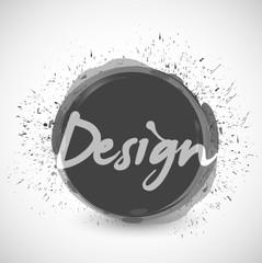 design scribble illustration design