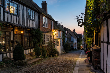 Cobblestone Streets in Sussex