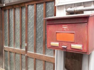 下町の玄関