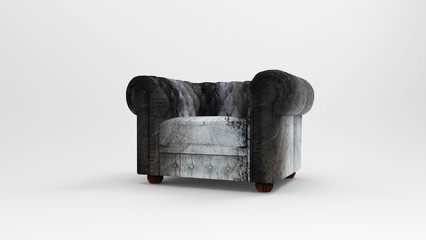 luxury armchair