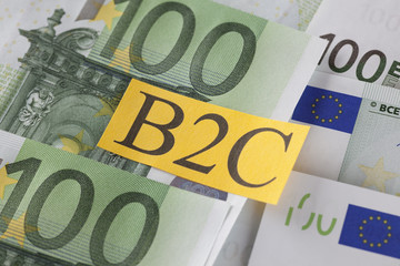 B2C on European Union Currency (Business to Customer)