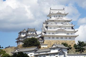 姫路城修理完了-3