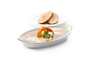 Seafood Aspic