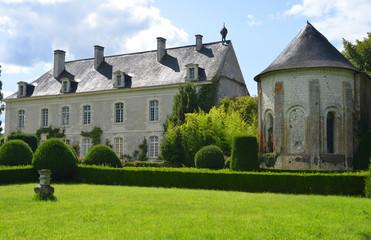 Kloster in Frankreich