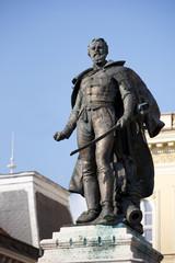 General Klapka statue