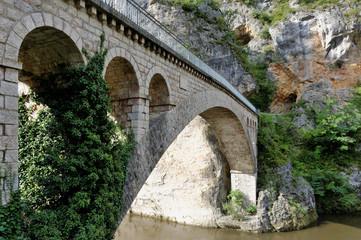 pont de Saint-Chély-du-Tarn