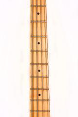 Bass guitar frets