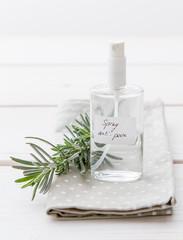 Spray préventif anti-poux - préparation