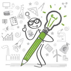 Businesskonzept, Kreativität