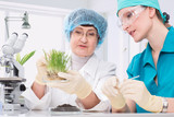 biotechnology laboratory poster