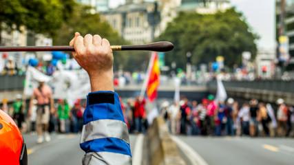 Manifestation arm