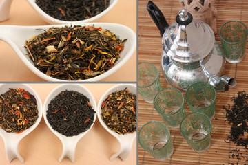 Thé à l'Oriental
