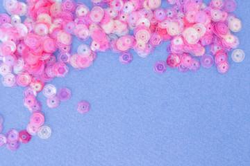 pink strass