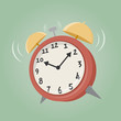 wecker läuten klingeln alarm termin - 70611977