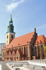 Marienkirche in Berlin, Germany