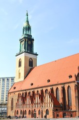 Church in Berlin, Germany