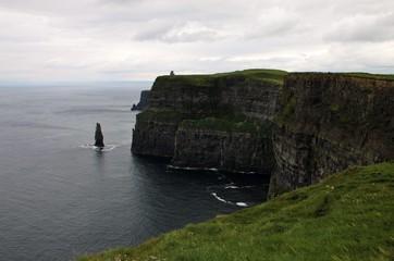 Cliffs of Moher landscape, Ireland