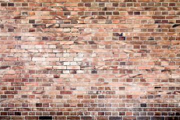 red brick wall textures and backgrounds