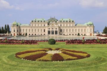 Wien - 033 - Belvedere