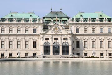 Wien - 034 - Belvedere