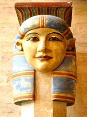 Egyptian statue