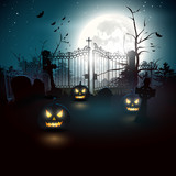 Fototapety Halloween background