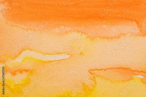 canvas print picture Wasserfarben
