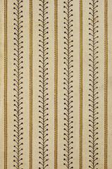 Hintergrund  Repro eines Muster aus Ranken mit Blüten