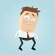 burnout stress business mann