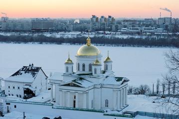 Храм Святителя Алексия Московского