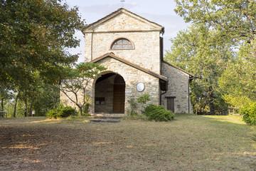S.Maria Delle Grazie Castellaro di Travo Piacenza