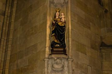 Saint Vitus Cathedral art