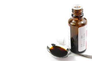 Medizin in flüssiger Form