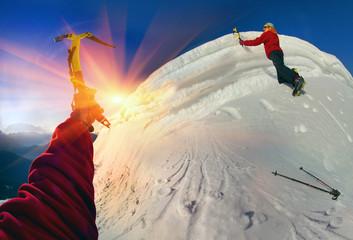 activities winter air