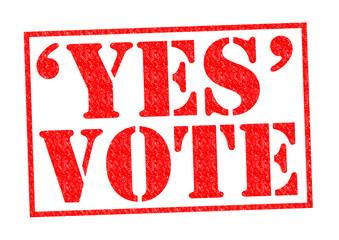 YES VOTE