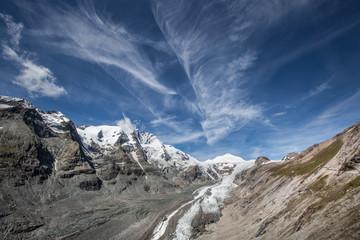 Mountain Glacier - Panorama