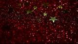 twinkle christmas background
