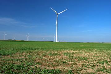 Turbines éoliennes