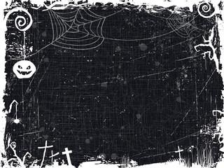 1409018_Black_and_white_grunge_Halloween_frame